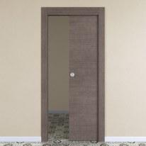 Porta da interno scorrevole Autumn 80 x H 210 cm reversibile