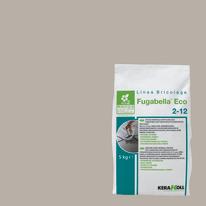 Stucco per fughe in polvere Kerakoll Fugabella Eco 2-12 grigio medio 5 kg