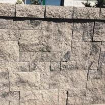 Muretto Antico grigio istria in cemento
