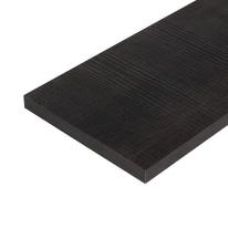 Pannello melaminico rovere scuro 18 x 400 x 1000 mm