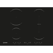 Piano cottura elettrico a induzione 49 cm Indesit VID 741 B C
