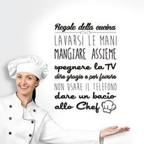 Words Up L Regole Cucina