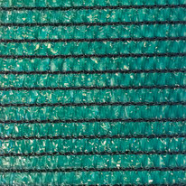 Rete ombreggiante Jamaica verde L 15 x H 1,5 m