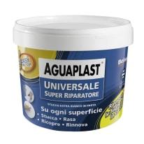 Stucco in pasta Aguaplast Super Riparatore liscio bianco 1 kg