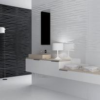 Piastrella Kolor 30 x 60 cm bianco