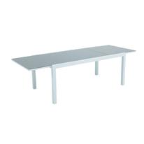Tavolo allungabile Lisboa, 180 x 100 cm bianco