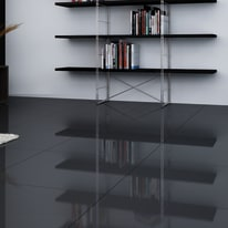 Piastrella Granito 60 x 60 cm nero