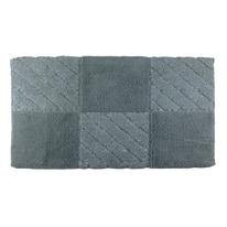 Tappeto bagno grigio