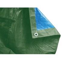 Telo protettivo occhiellato 4 x 3 m 90 g/m²