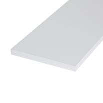 Pannello melaminico bianco 18 x 200 x 600 mm