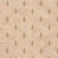 Pellicola adesiva giglio fiorentino oro satinato 45 cm x 2 m