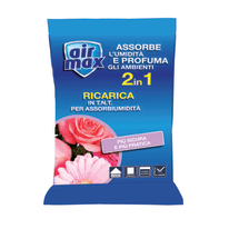Ricarica sali assorbiumidità Airmax Fiori 300 g