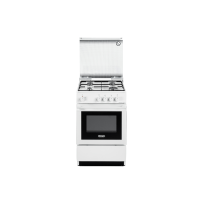 Cucina freestanding elettronica a pulsante De' Longhi SEW 554 N
