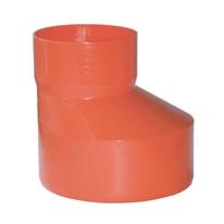 Aumento conico concentrico ø 50/63