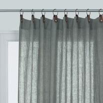 Tenda Lina grigio 140 x 280 cm