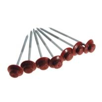 Chiodi Onduline Rosso ø 3 x 60 mm, confezione da 400 pezzi