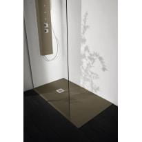 Piatto doccia resina Liso 180 x 100 cm pietra