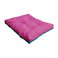 Cuscino seduta multicolor 38 x 29 cm