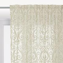 Tenda Nefeli grigio 140 x 290 cm