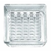 Vetromattone Pedonabile trasparente 14,5 x 14,5 x 5,5 cm