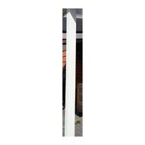 Palo verticale in alluminio 5 x 230  cm, spessore 2 mm