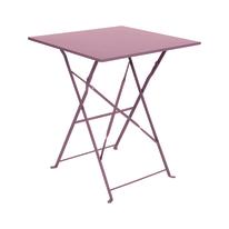 Tavolo pieghevole Color, 60 x 60 cm lilla