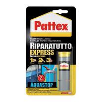 Pasta epossidica riparatutto express aquastop Pattex 48 g