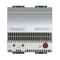 Rilevatore fughe gas metano BTicino Livinglight tech