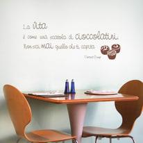 Sticker Words Up M Cioccolatini