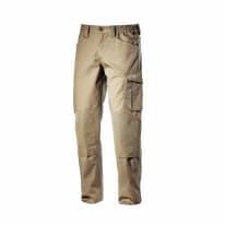 Pantalone Diadora Rocky Poly, beige tg. M
