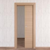 Porta da interno scorrevole Sheraton 80 x H 210 cm reversibile