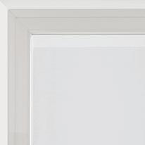 Tendina a vetro per portafinestra Penelope bianco 60 x 240 cm