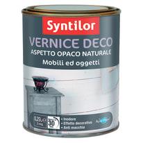 Vernice Syntilor Deco mobili e oggetti Acciaio 250 ml