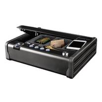 Cassetta portavalori Master Lock compatta MLD08EB nero
