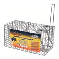 Trappola meccanica Topi in metallo Sandokan