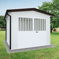 Garage in metallo Newport, 21,2 m²