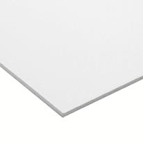 Lastra PVC espanso bianco 2000 x 1000  mm, spessore 3 mm