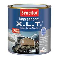 Impregnante ad acqua 12 anni Syntilor XLT bianco 0,5 L