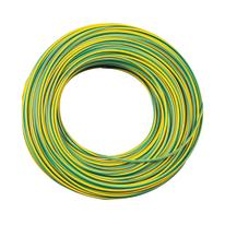 Cavo CPR unipolare FS17 450/750V Lexman 1,5 mm giallo/verde, matassa 15 m