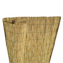 Canniccio naturale Arella 200x500 cm Termosingolo marrone L 5 x H 2 m