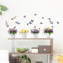 Wallsticker L Fiori