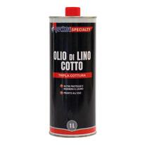 Olio di lino cotto 1 L