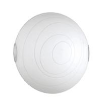 Plafoniera Kent bianco Ø 30 cm