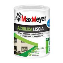 Pittura acrilica per esterno Max Meyer bianco 0,75 L