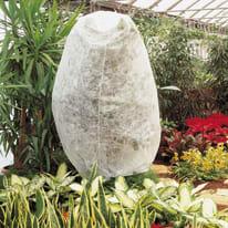 Cappuccio di protezione bianco 0,7 x 0,8 m