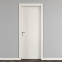 Porta da interno battente Strauss 70 x H 200 cm reversibile