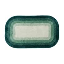 Tappeto bagno Grado verde