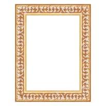 Cornice Baroque oro 13 x 18 cm