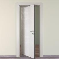 Porta da interno rototraslante Hunk luna 70 x H 210 cm sx