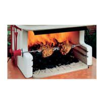 Kit girarrosto per barbecue Menton / Portorose / Rio